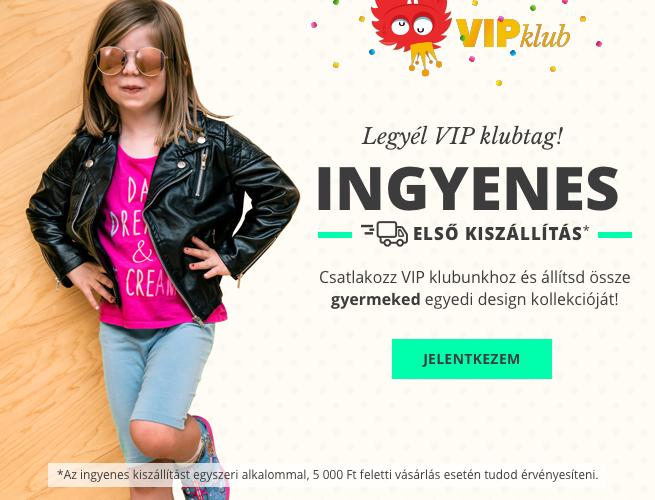 Legyél VIP tag