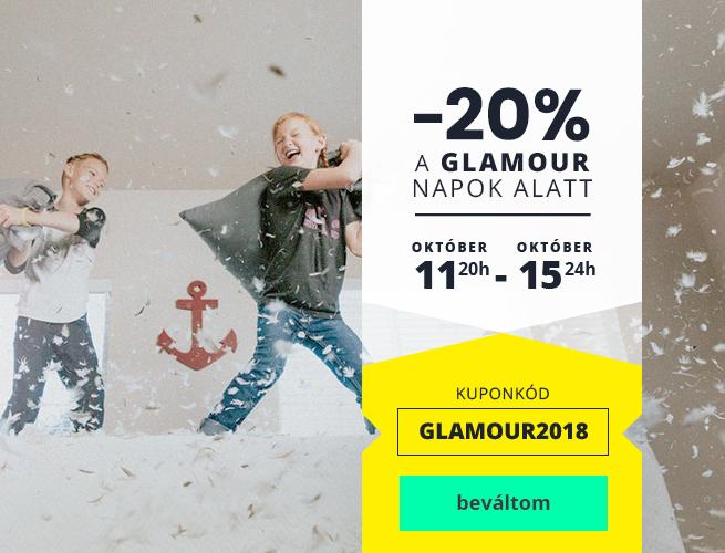 -20% a Glamour Napok alatt!