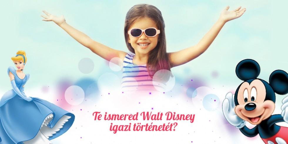 Így álmodta meg Walt Disney gyermeked kedvenc meséit!