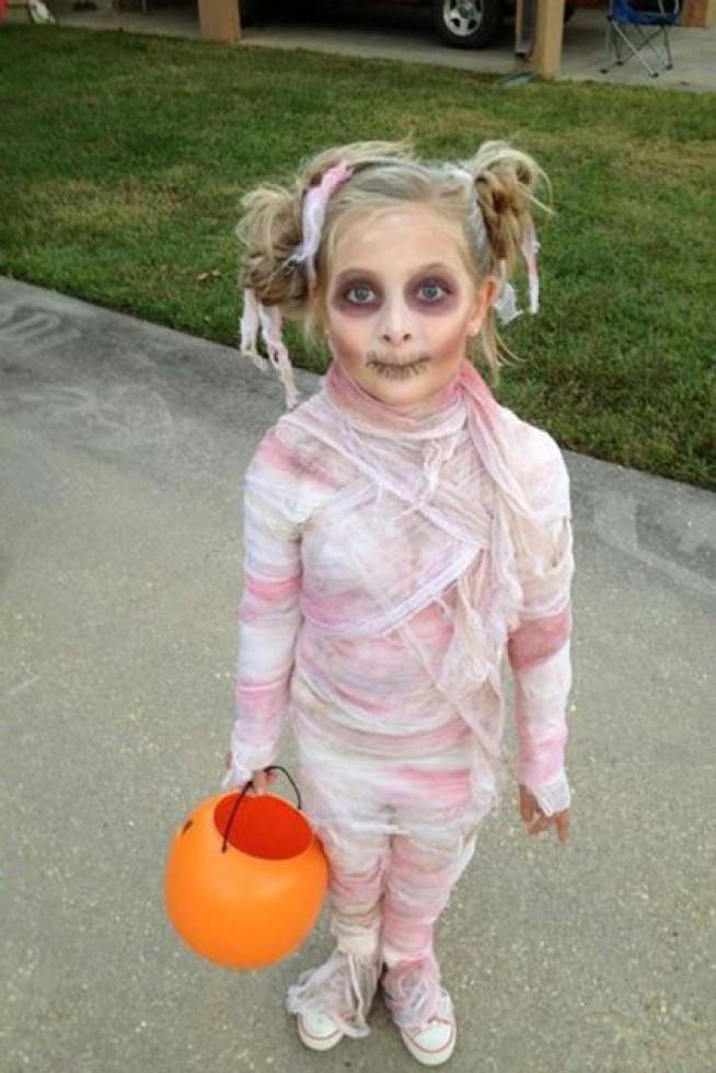 Halloweeni múmia