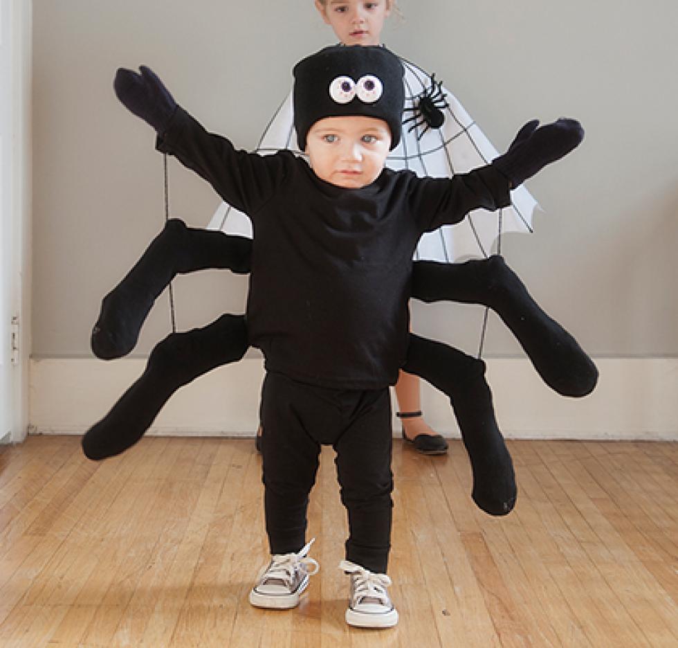 Halloweeni pók