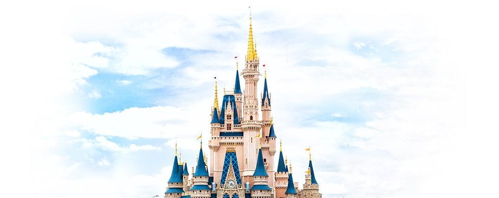 Walt Disney kastély