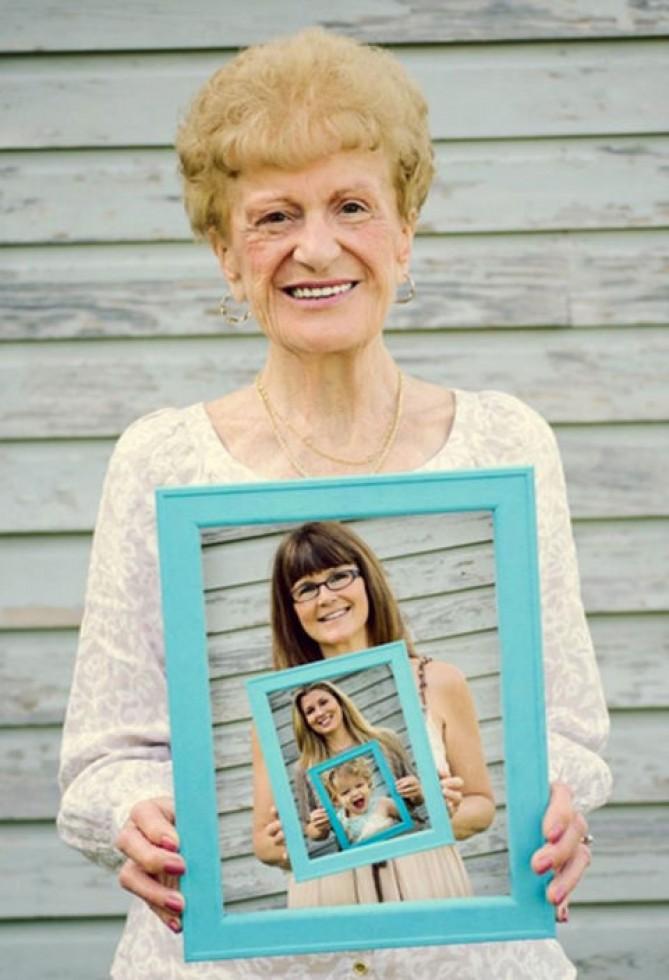 Anyák napi kép a képben