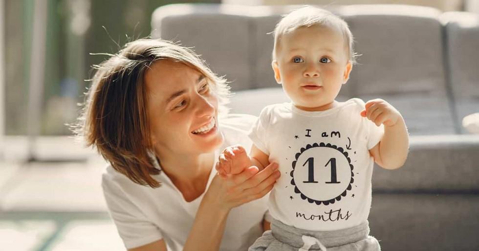 Óvintézkedések, ha a baba elindul