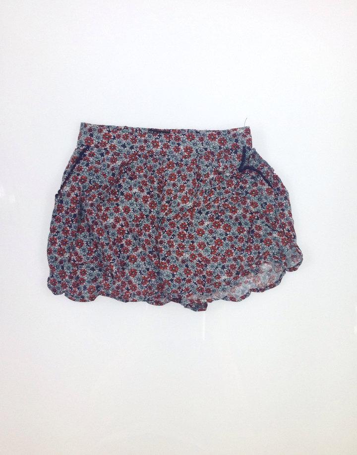 New Look apró virág mintás lányka rövidnadrág