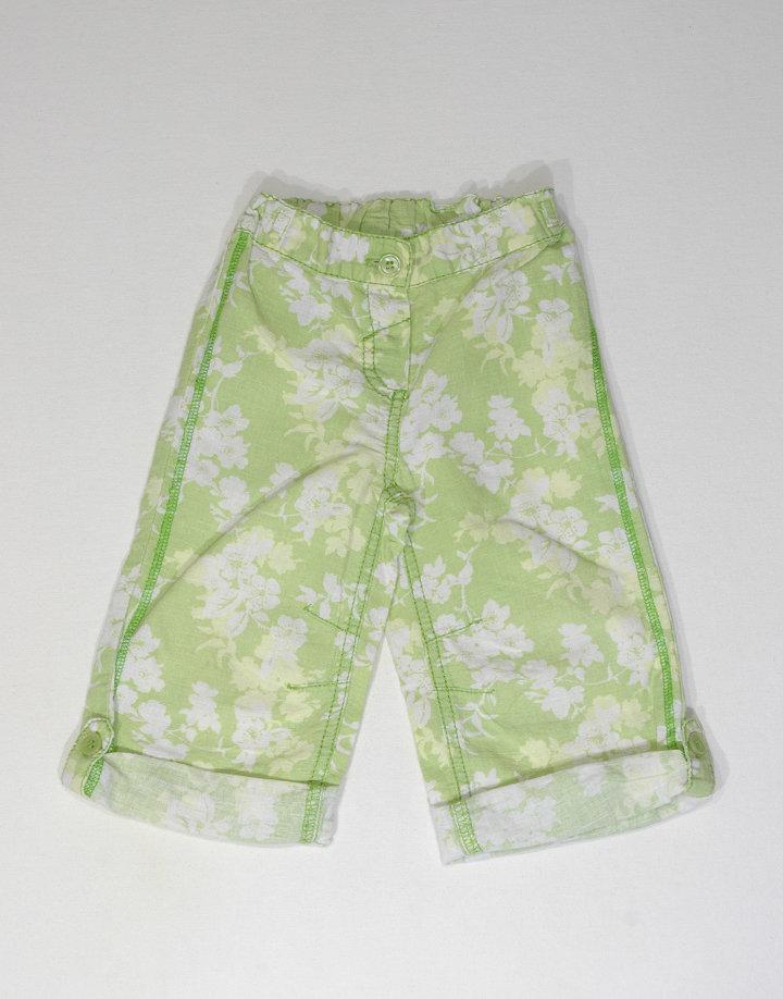 NEXT felgombolhatú szárú nyári nadrág