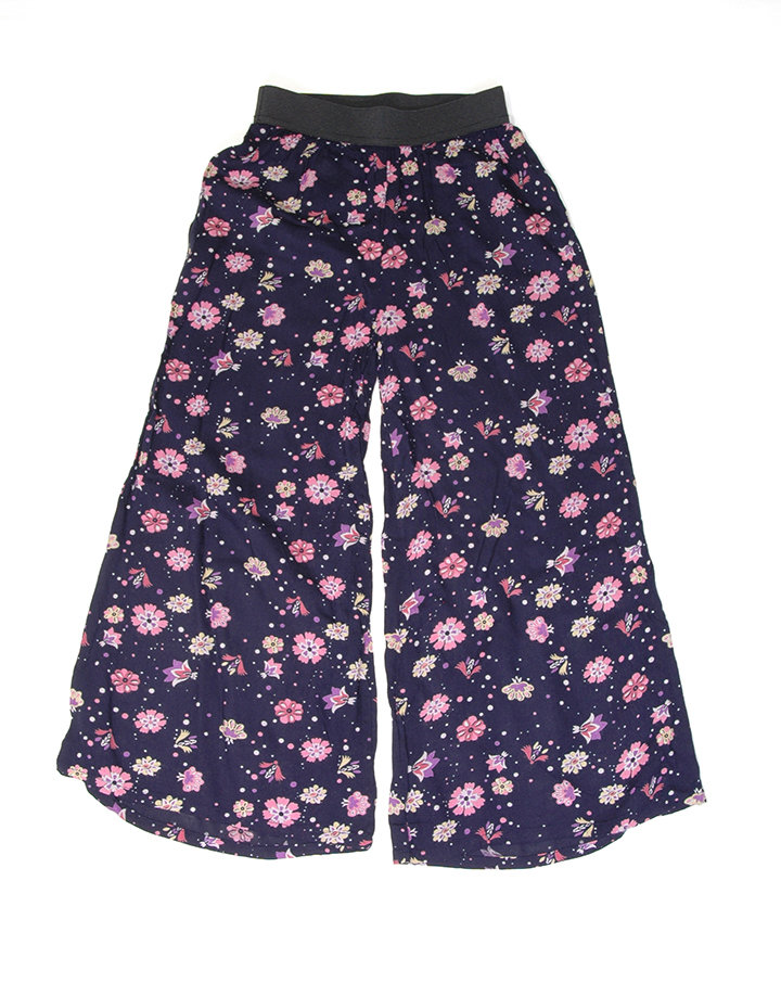 Y.d virág mintás nyári nadrág