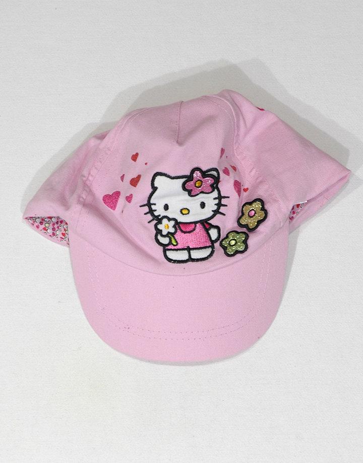 Hello Kitty nyári baseball sapka