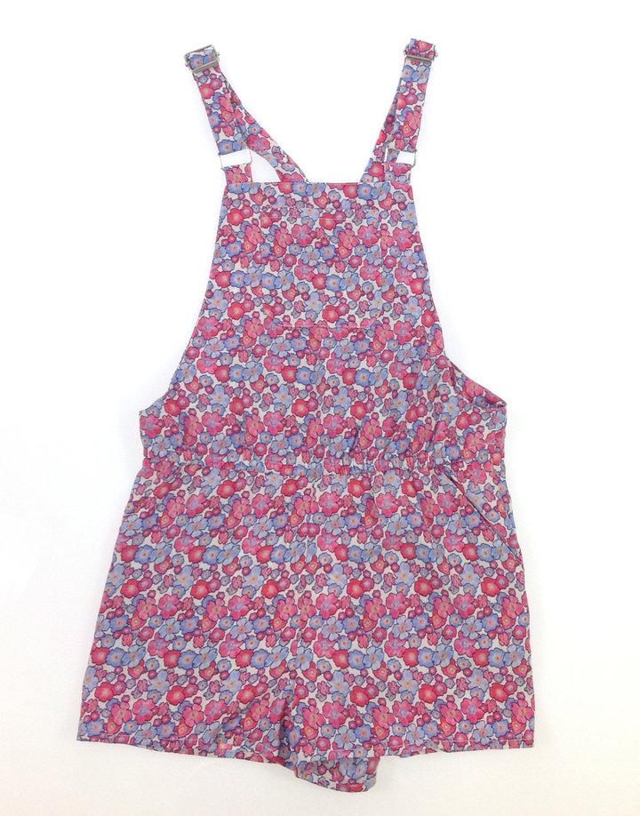 H&M virág mintás kislány ruha