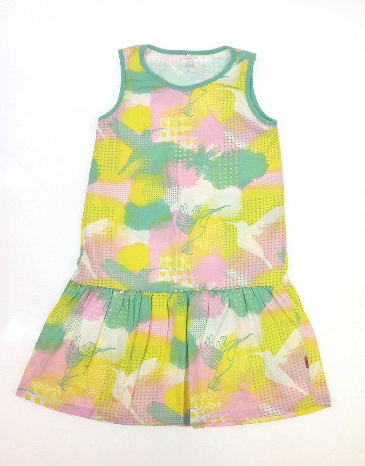 Name it kolibri mintás kislány ruha  57b706d768