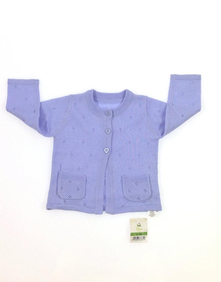 b6d03ea685 Disney világoskék baba vékony kardigán   Gyerekruha Klub