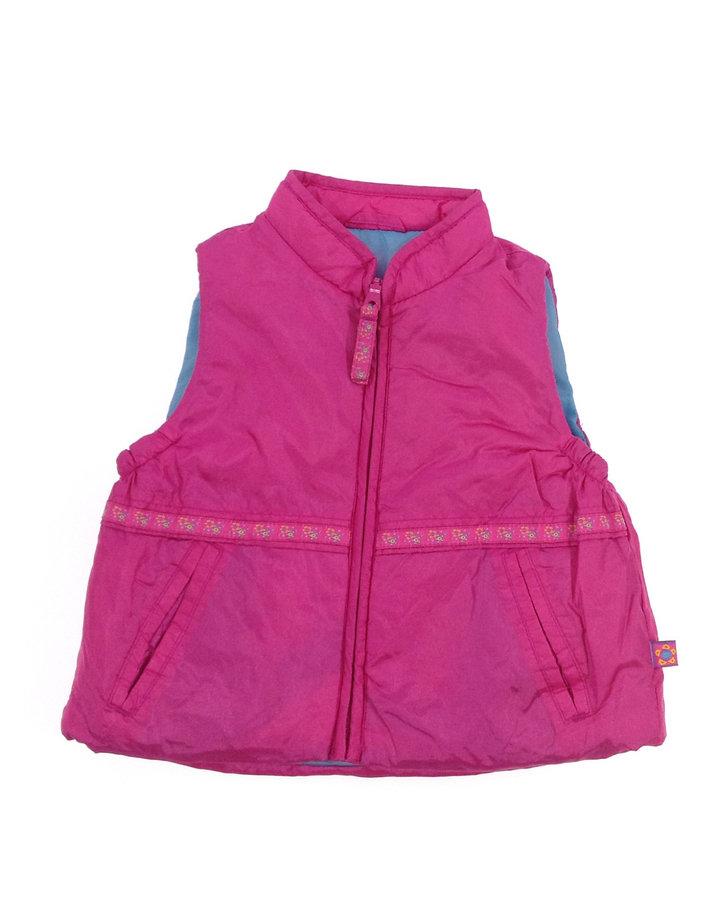 Mothercare rózsaszín baba mellény  7f692225c9