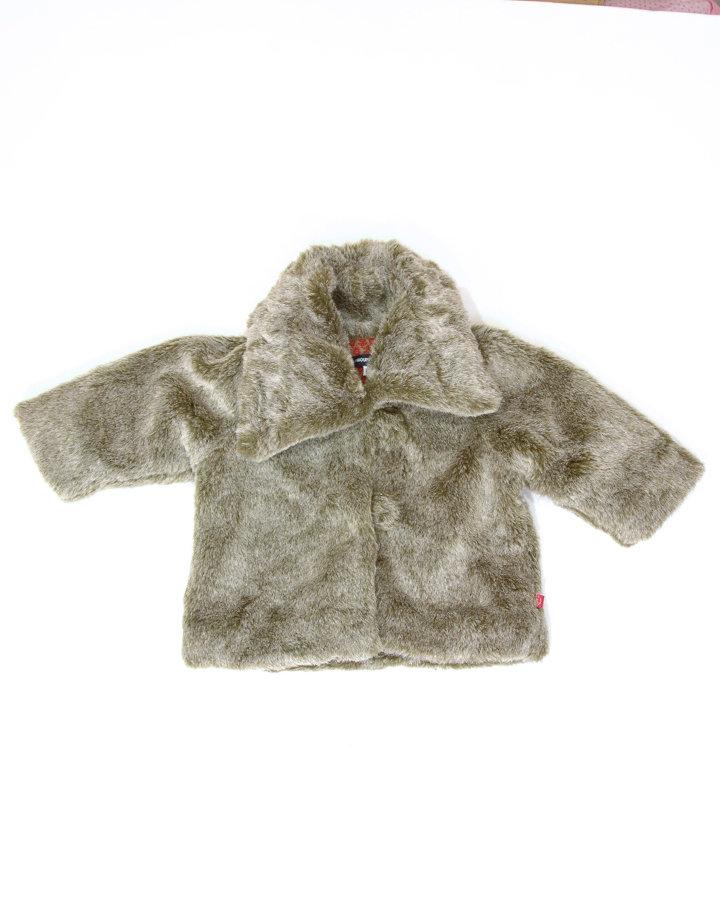 Jeanbourget szőrme kabát