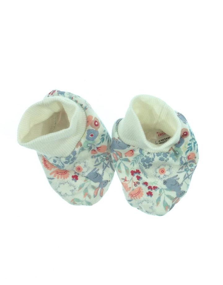 Marks Spencer nyuszi mintás baba cipő  382037472a