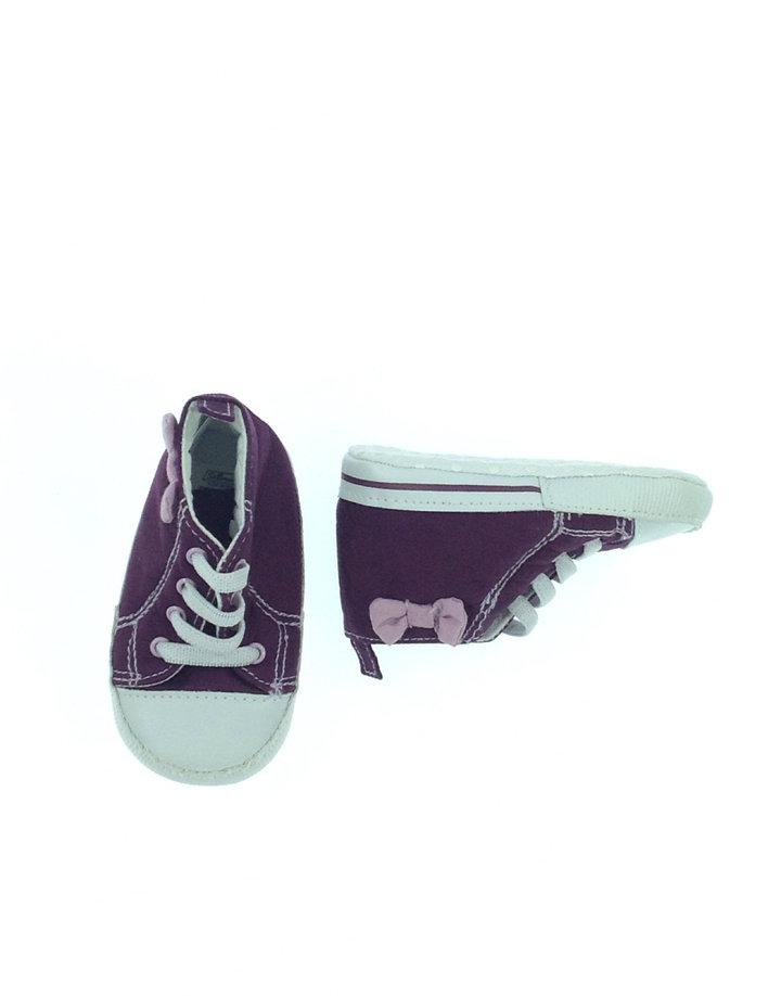 St. Bernard lila baba tornacipő  6ecc642db1