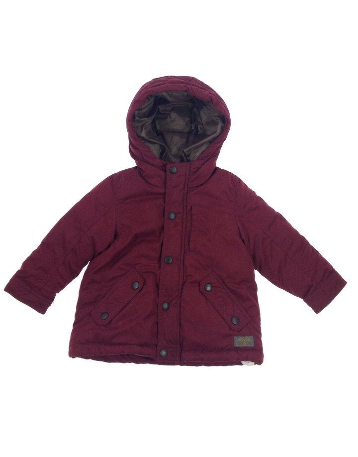 Zara bordó baba kabátka  c60fc012d3