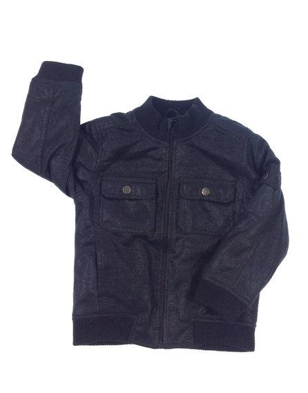 cb722a99d1 Urban fekete fiú kabát | Gyerekruha Klub ?