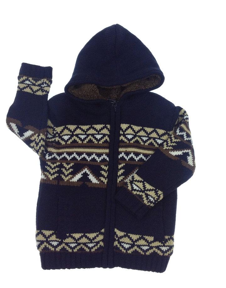 913a48f941 Rebel vastag téli kisfiú kötött pulóver | Gyerekruha Klub