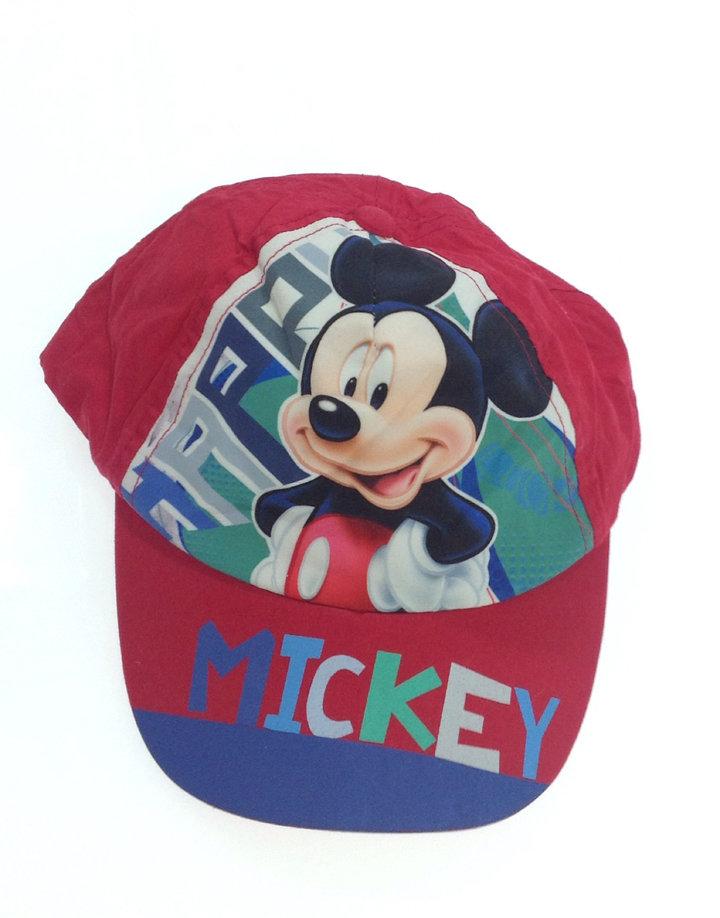 Disney Mickey mintás baba baseball sapka  82689fb683