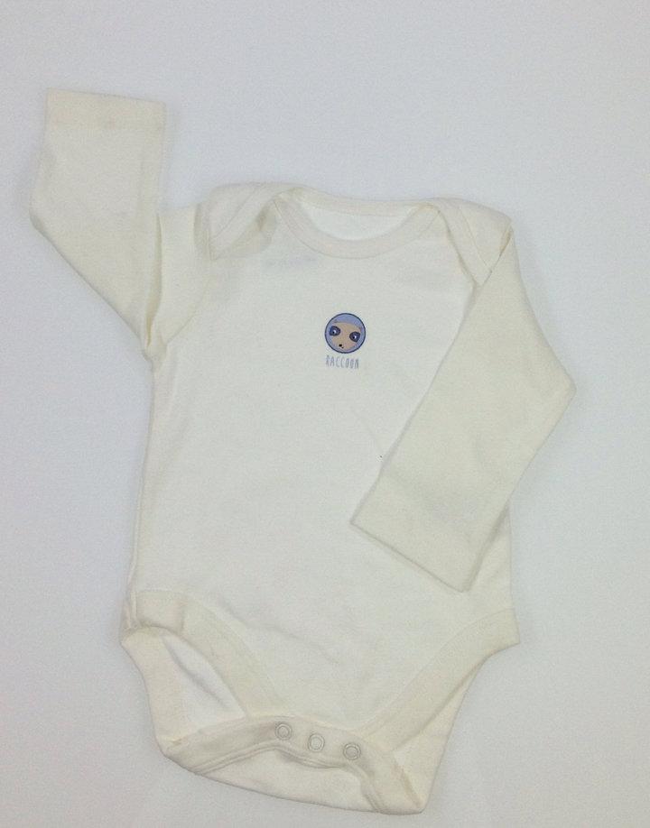 Mothercare mosómedve mintás kisfiú body  afc9a9cb62