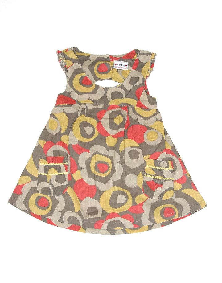 NEXT mintás ruha