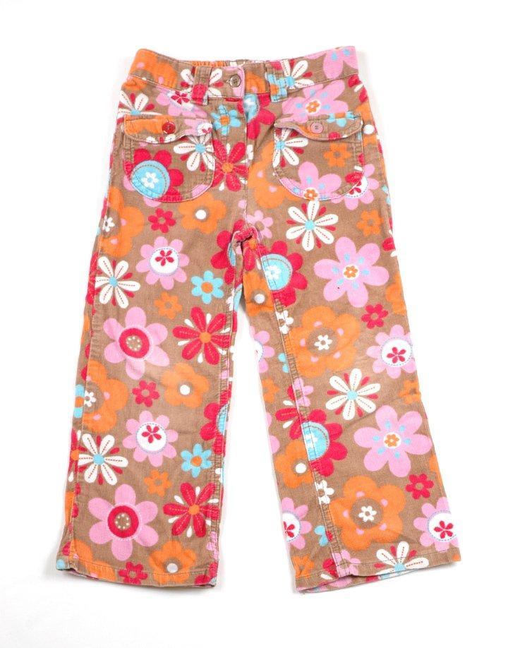 NEXT virágos nadrág