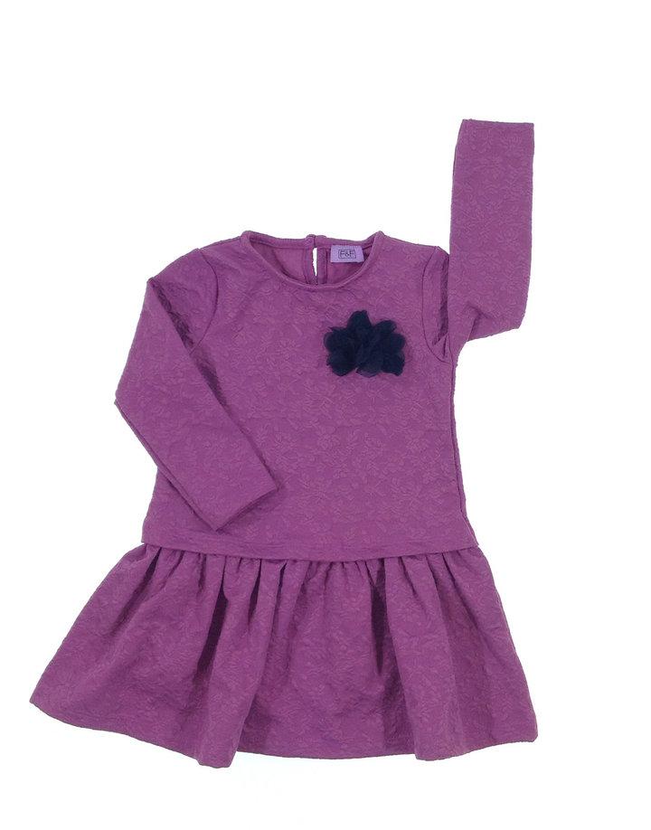 cfe7e53948e9 F&F lila kislány ruha | Gyerekruha Klub ?