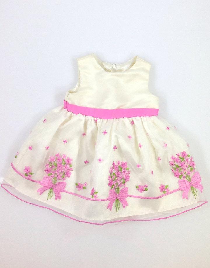 Cinderella virág mintás baba alkami ruha Gyerekruha Klub e934dc113a
