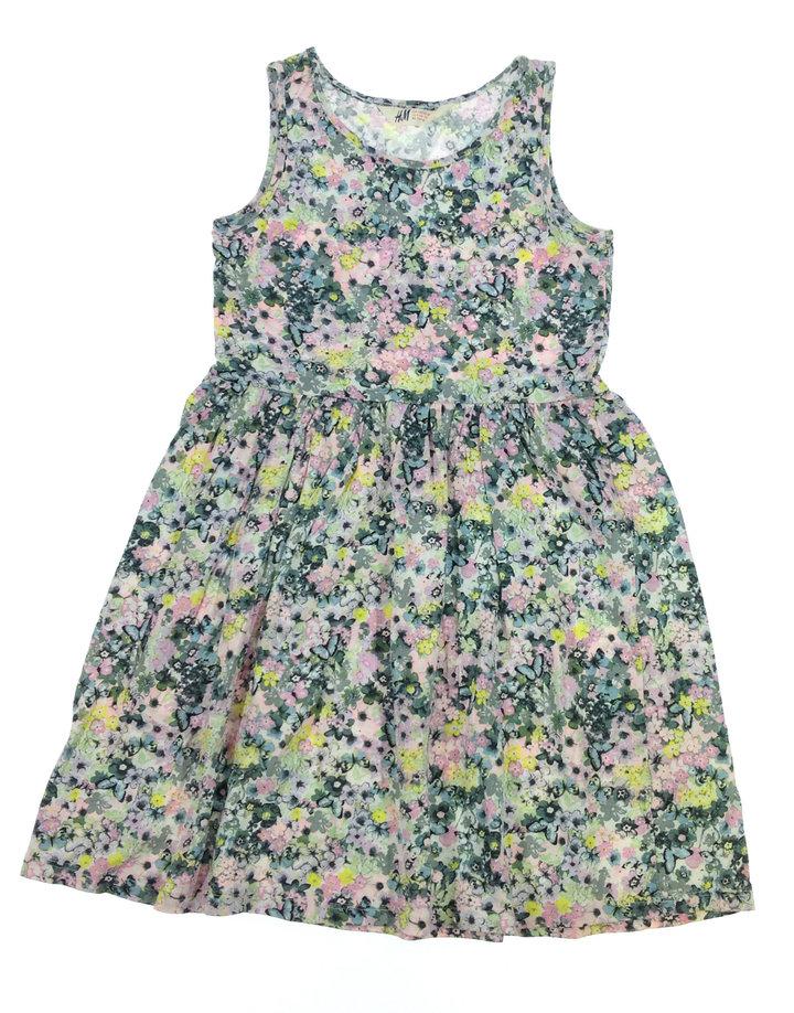 636253975a H&M virág mintás kislány ruha | Gyerekruha Klub