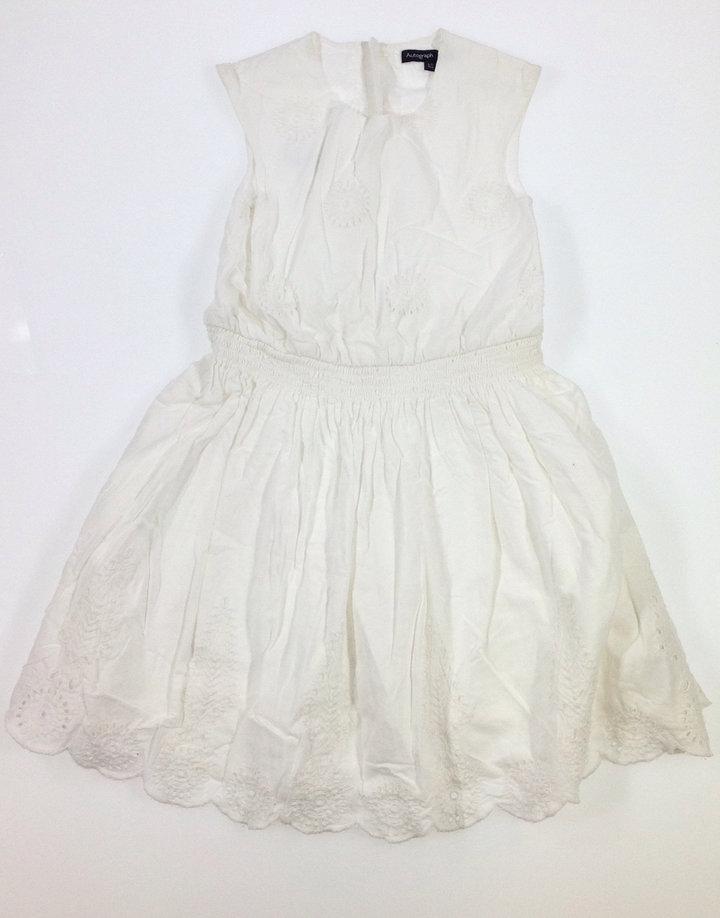 Marks   Spencer fehér kislány ruha  cf7060a8b2