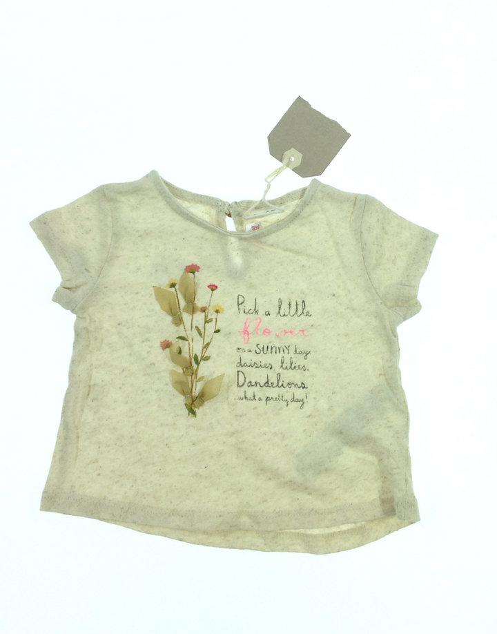 f291a4285e Zara feliratos baba felső | Gyerekruha Klub