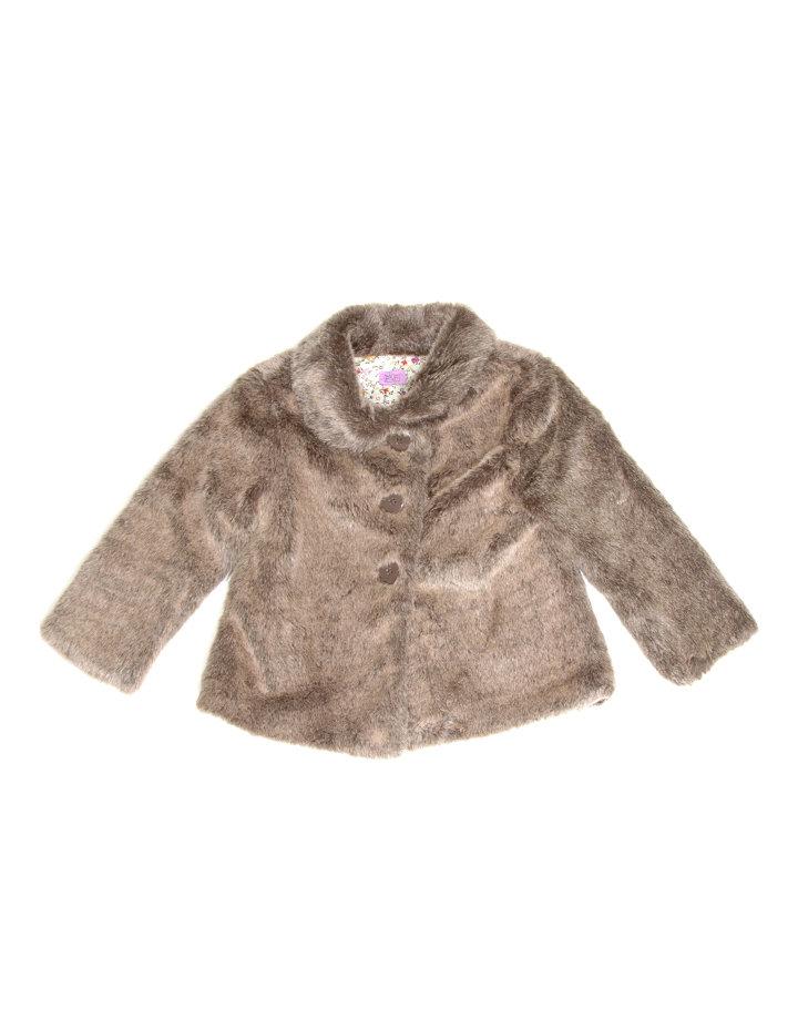 F&F kislány téli kabát