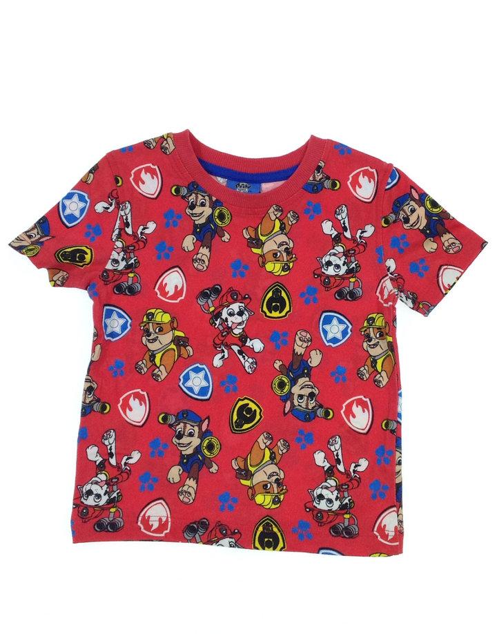 George Mancs őrjárat mintás kisfiú póló  a68b4450a7