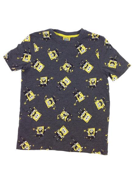 4b132de86b George Spongyabob mintás kisfiú póló | Gyerekruha Klub ?