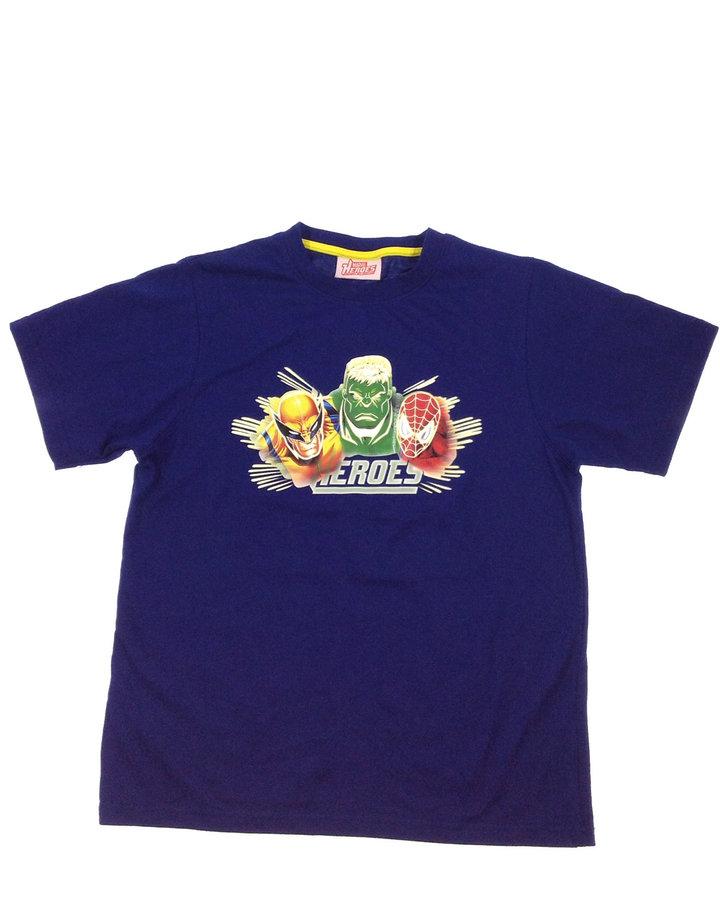 Sötétkék fiú póló  84860fc08b