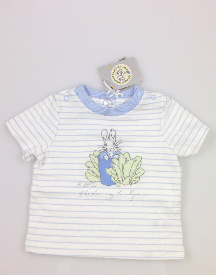 ee1dd42797 Tu nyuszi mintás baba póló | Gyerekruha Klub