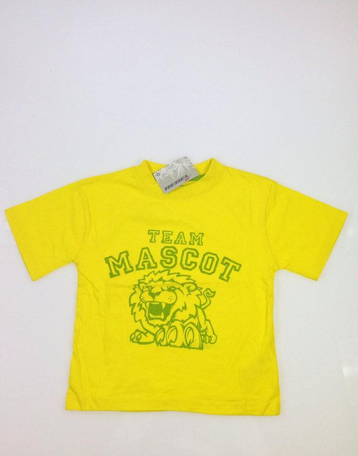 Rebel oroszlán mintás fiú póló  c965c52a32
