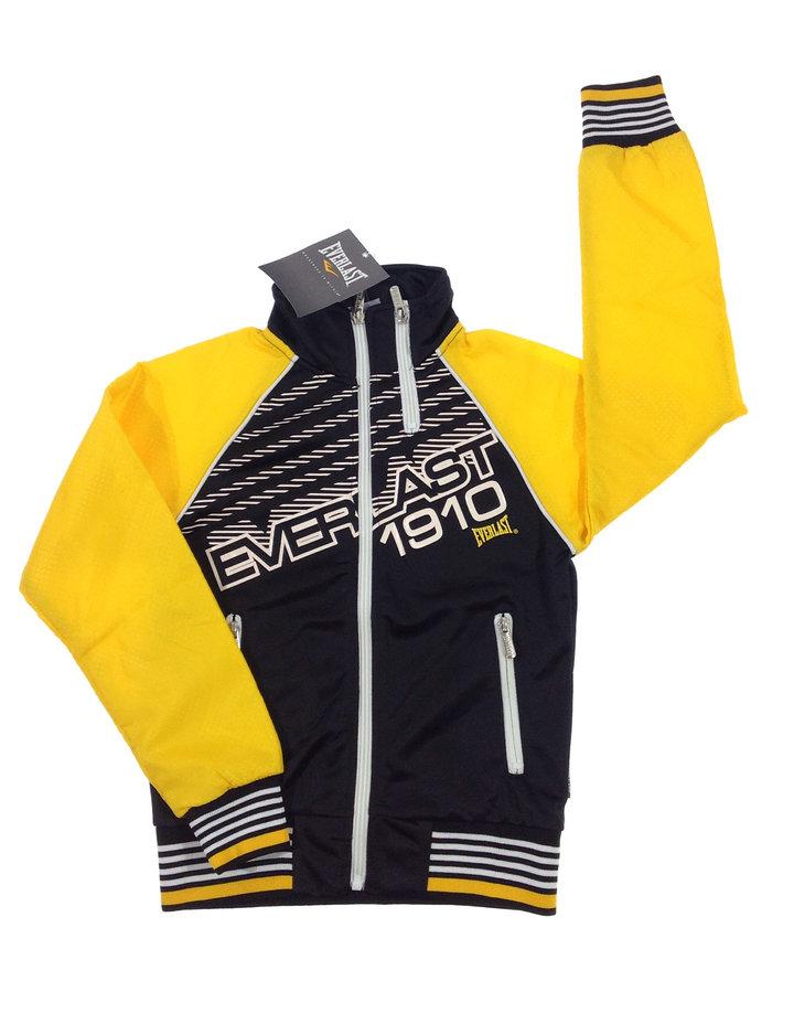 47b08e622d Everlast citromsárga sportos kisfiú pulóver | Gyerekruha Klub ?