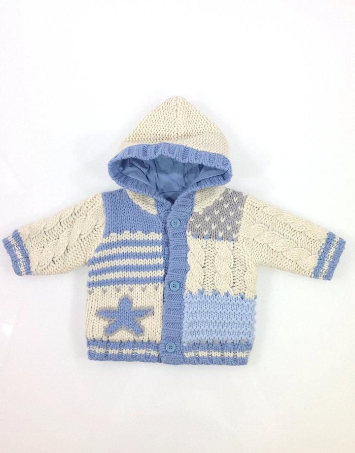 Next vastag kötött baba pulóver  1779c98f3a