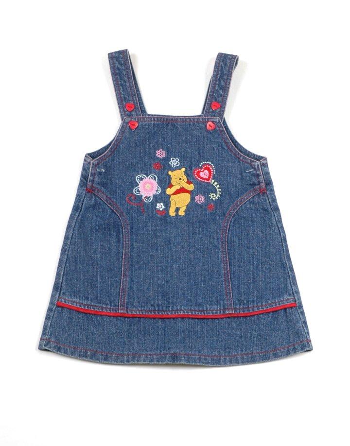 Disney,Micimackós pántos farmer ruha