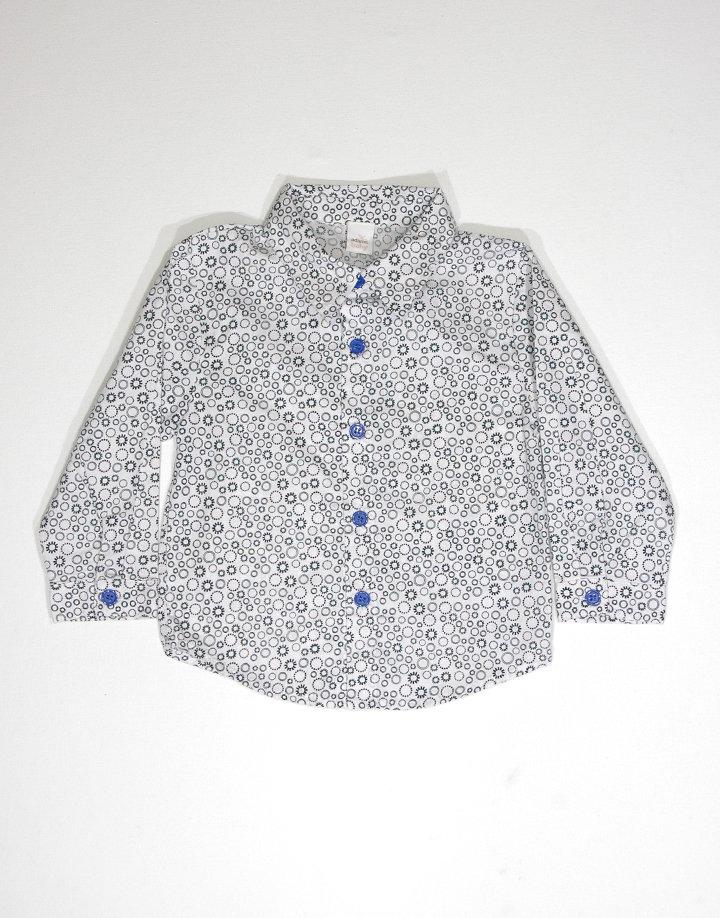 Adams címke nélküli új kisfiú ing