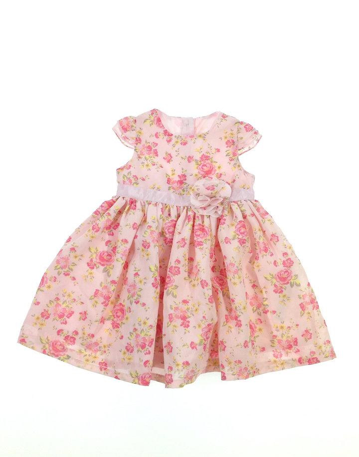 George virág mintás baba alkalmi ruha  6ef23d01ef