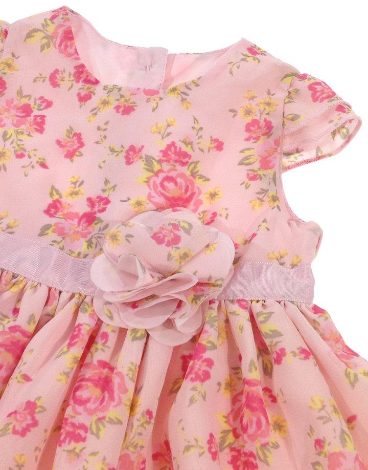 George virág mintás baba alkalmi ruha George virág mintás baba alkalmi ruha  ... c2049a3c42
