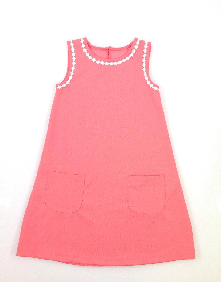 d6c36caea6 St. Bernard narancssárga kislány alkalmi ruha | Gyerekruha Klub