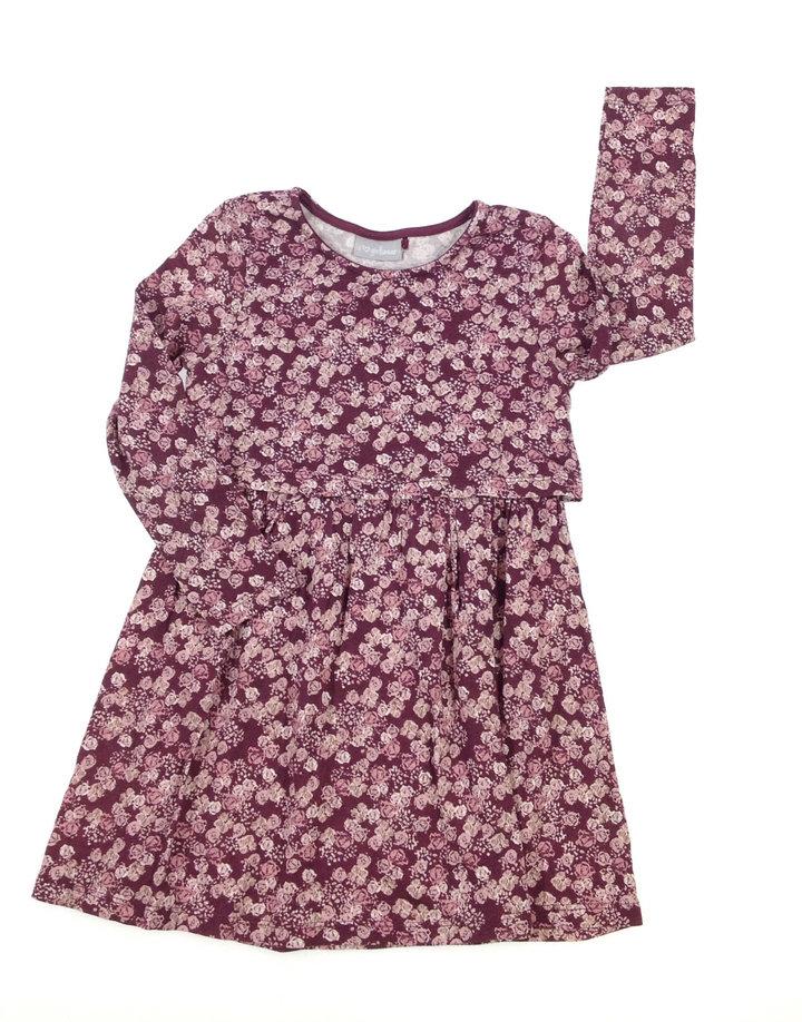 a9f844a5cf Matalan virág mintás kislány ruha | Gyerekruha Klub