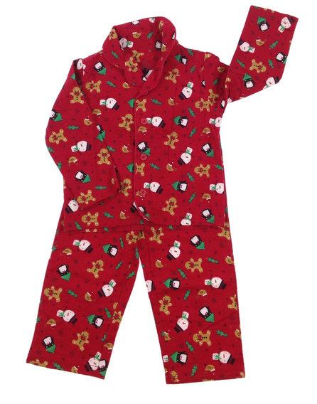 Early days karácsonyi mintás kisfiú pizsama 8b3debd567