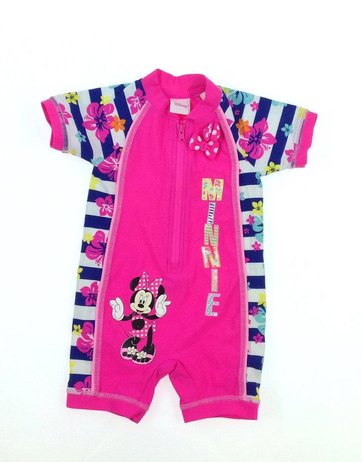 Disney Minnie mintás kislány szörfruha  a1a07ead9a