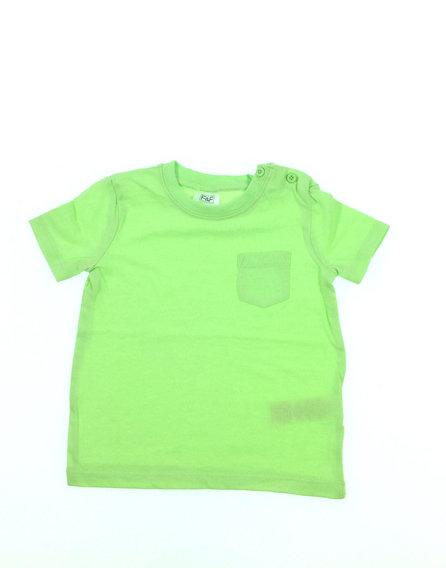 F F almazöld színű baba póló  0de85476f4