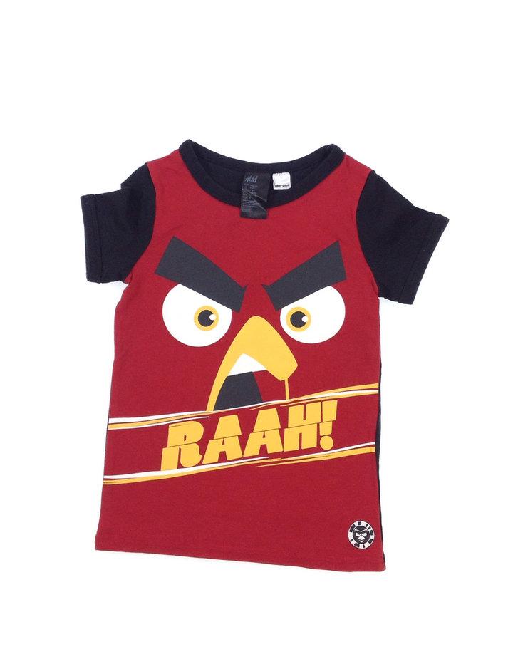 H M angry birds mintás kisfiú póló pizsama felső  f7b554f52a
