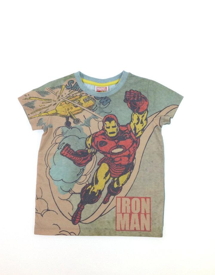 Next Iron Man mintás kisfiú póló  7658b80263